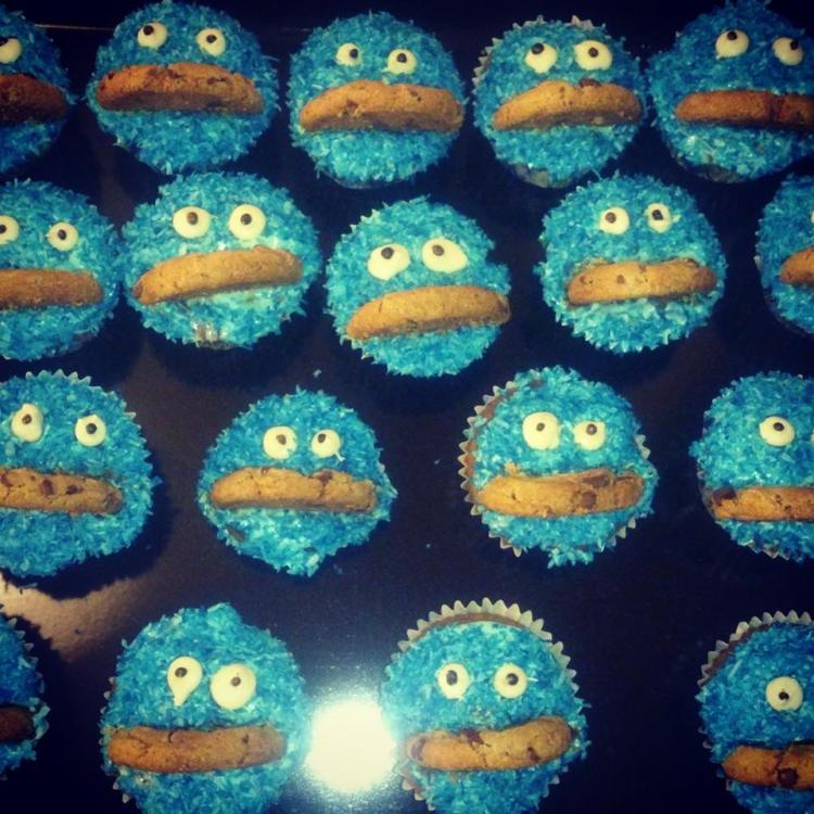 Monstercakes